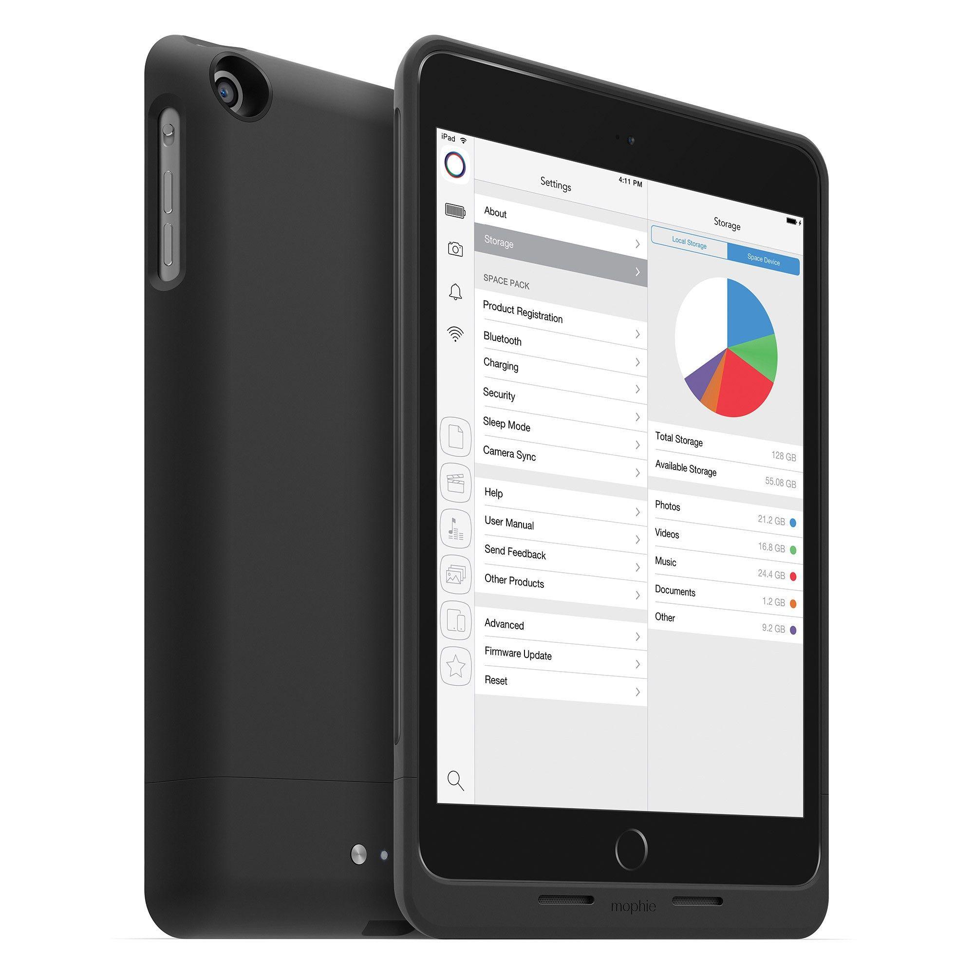 Ipad External Storage Space Pack For Ipad Mini Free Shipping Mophie Mophie Ipad Mini Apple Ipad Mini
