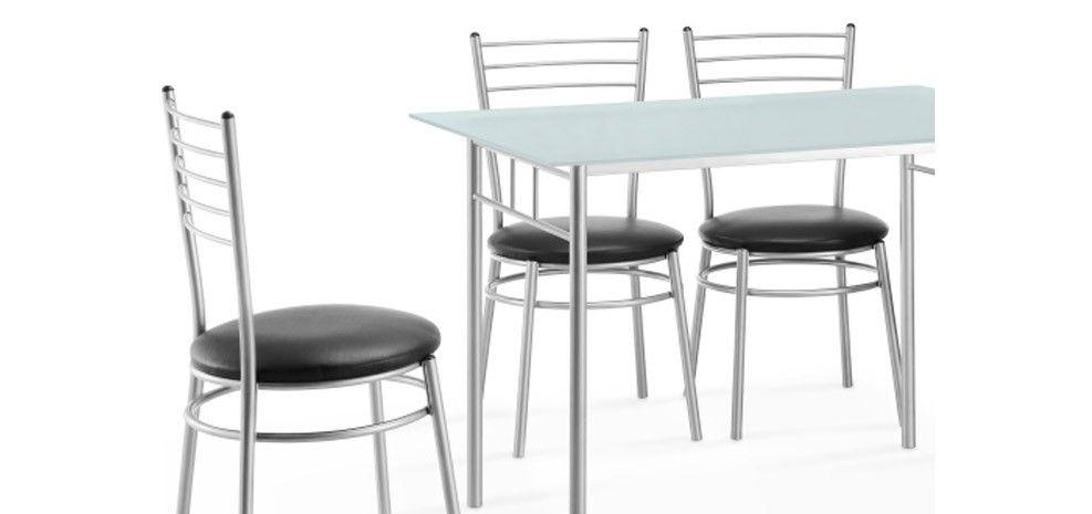 étonnant Chaise De Cuisine Pas Cher Décoration Française - Chaise sejour pas cher pour idees de deco de cuisine
