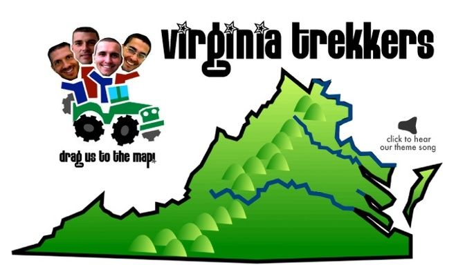 """Watch the VA Trekkers """"Cumberland Gap"""" podcast and then Play """"VA Trekkers """"Cumberland Gap""""Quiz"""" and other awesome quizzes with your class! http://www.quizizz.com/admin/quiz/56526015d96b356638fd3a04"""