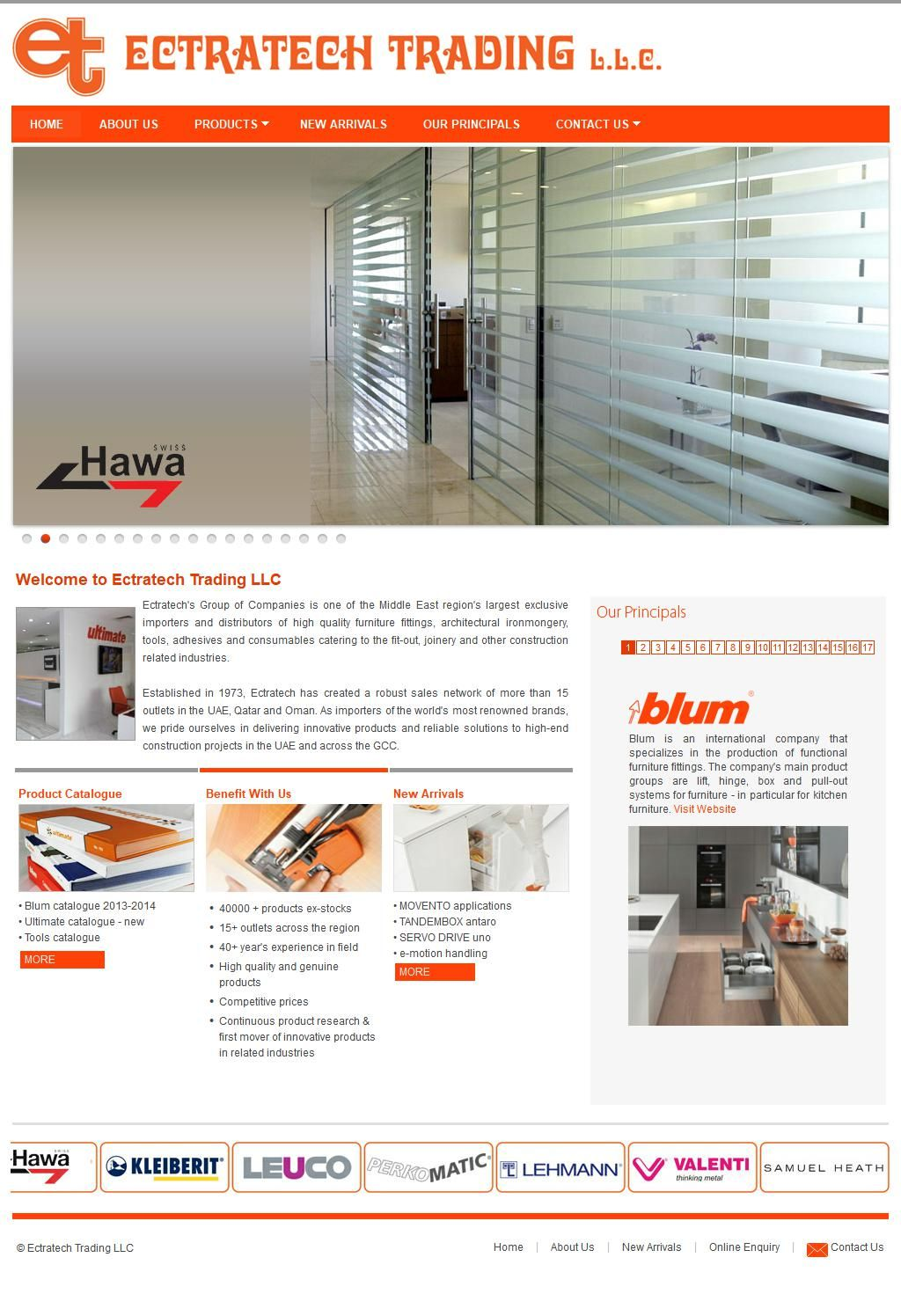 Ectratech Trading, Llc 12, Sikka 14a Naif -118, Deira, Dubai