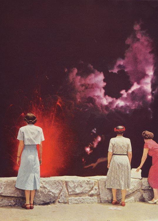 Beth Hoeckel VolcanoAtNight