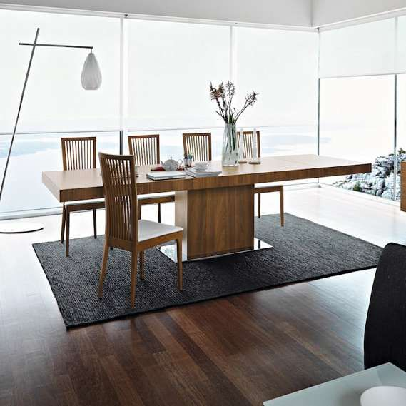The Park Table By Calligaris Is The Perfect Piece To Suit The
