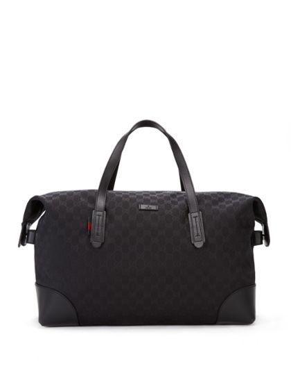 ce12c00ccb73 GUCCI Original GG Canvas Carry-On Duffle Bag #gilt.com #gucci #dufflebag  #mensfashion #gimme!