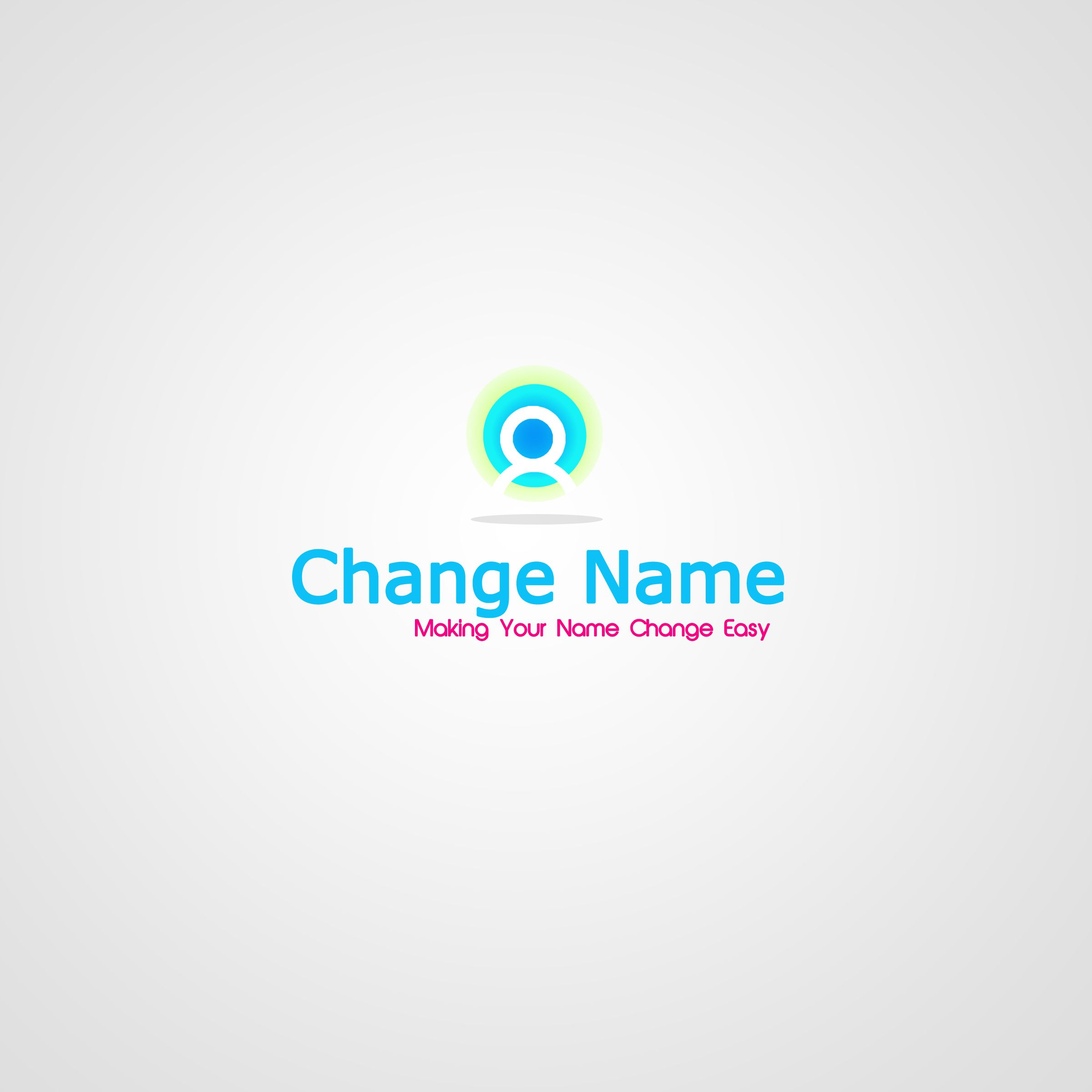 Camarena #LogoDesign for Change Name.  This is one of our samples from our work to previous clients.  See more in www.camarenalogowebdesign.com