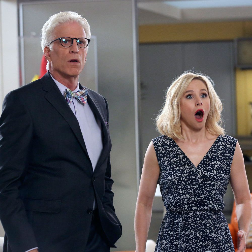 'The Good Place' in 2019   The good place finale. Best tv shows. Tv series 2016