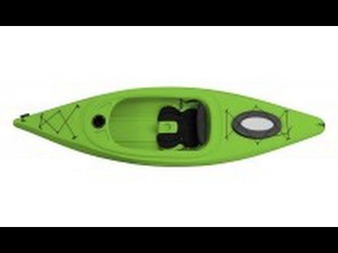Future Beach Fusion 124 Kayak Review   Kayaking & SUP