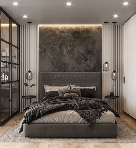 60+ Unexpectedly Beautiful Modern Bedrooms That Are From New 2021 - Page 12 of 62
