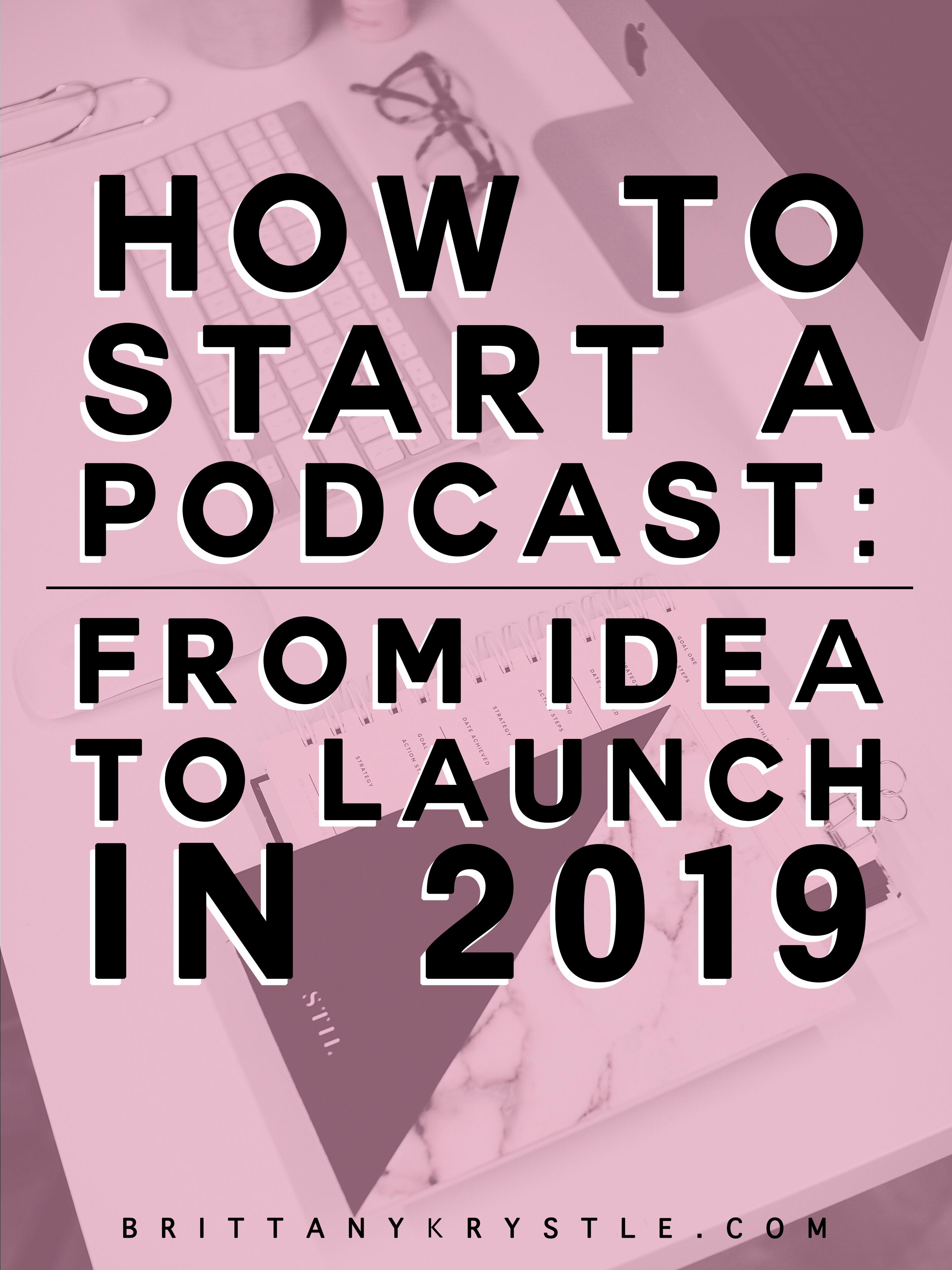 So you want to start a podcast… now what? It's been over a