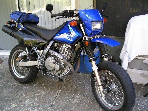 Yamaha Rd Conversion  Wheeler
