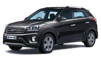 Hyundai Creta Vs Maruti Suzuki S Cross Vs Renault Duster Vs Ford