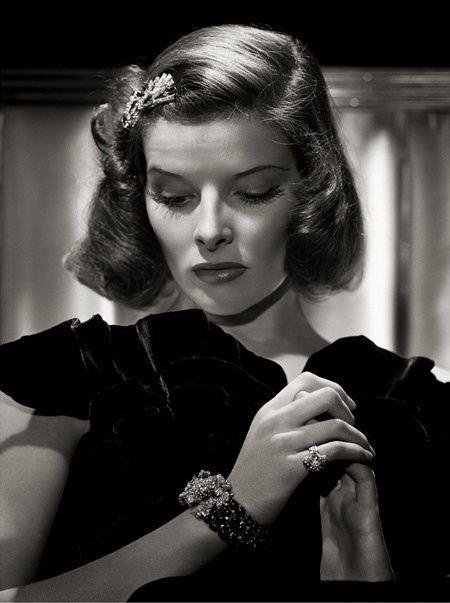 Katharine (Houghton) Hepburn (May 12, 1907 – June 29, 2003)