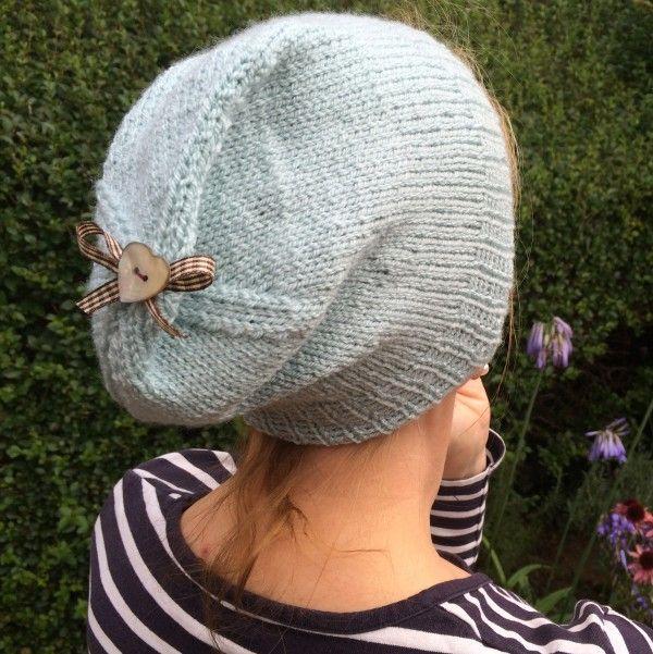 Stylecraft DK Blogtour - the Jewel Fan Scarf and Duck Egg Hat