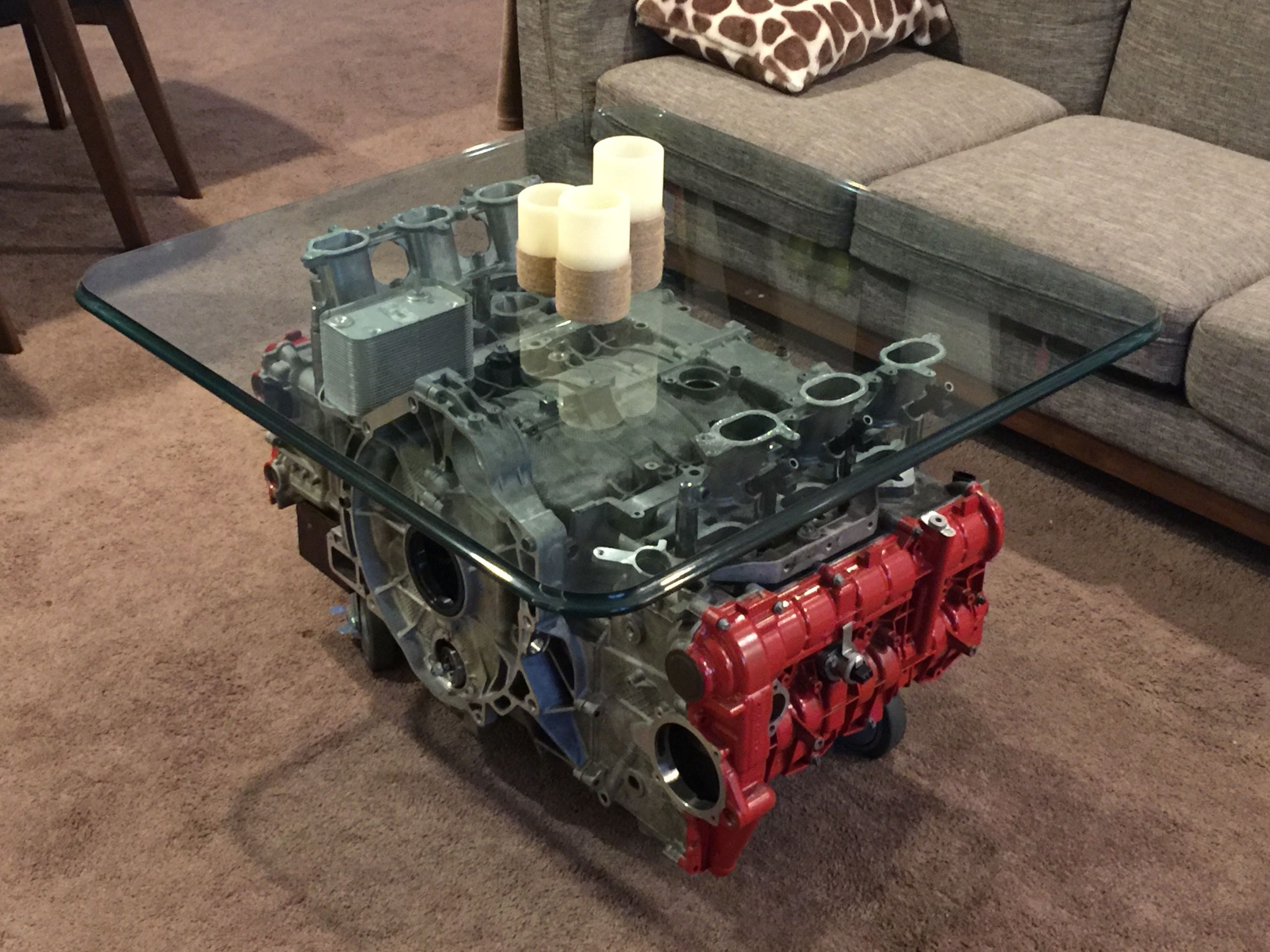 M96 Engine Can Be Lasting Forever This Block Was Donor For My
