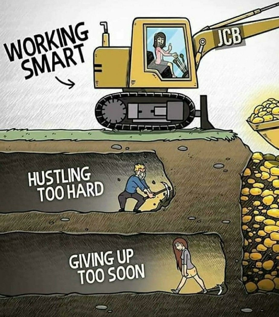 Smart Work Pictures With Deep Meaning Motivational Picture Quotes Work Humor