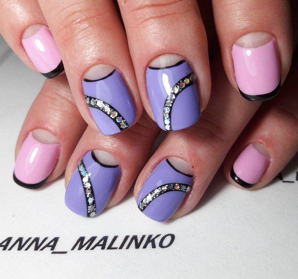 161Анна малинко дизайн ногтей