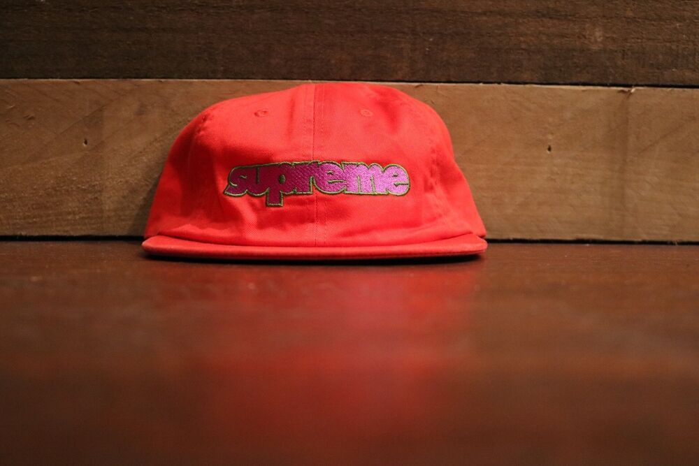 CLOSEOUT New NBA Logo Reebok Fitted Hat Red Black Paisley Rare Old Stock