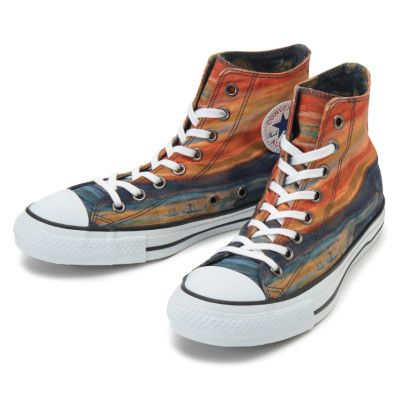 c263e3c81a5610 Converse All Star Chuck Taylor EDVARDMUNCH HI 2015 Limited JAPAN The Scream  EDVARD MUNCH