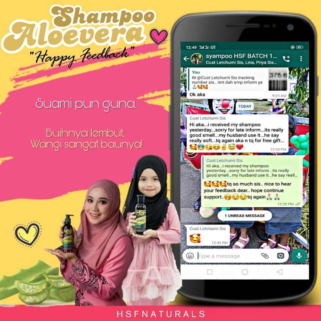 Kelebihan Shampoo Aloevera Dan Serum Jojoba Kaya Dengan