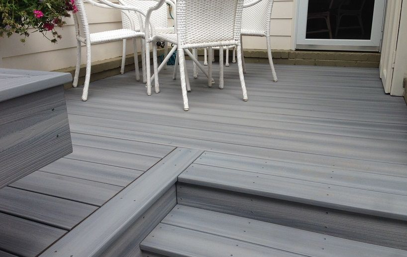 Building Composite Deck, low cost decking in Qater Cheap