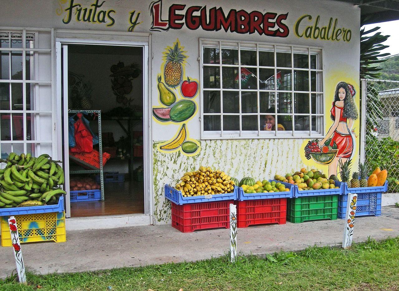Hedelmät, Vihannekset, Säilö, Banaanien, Papaijat