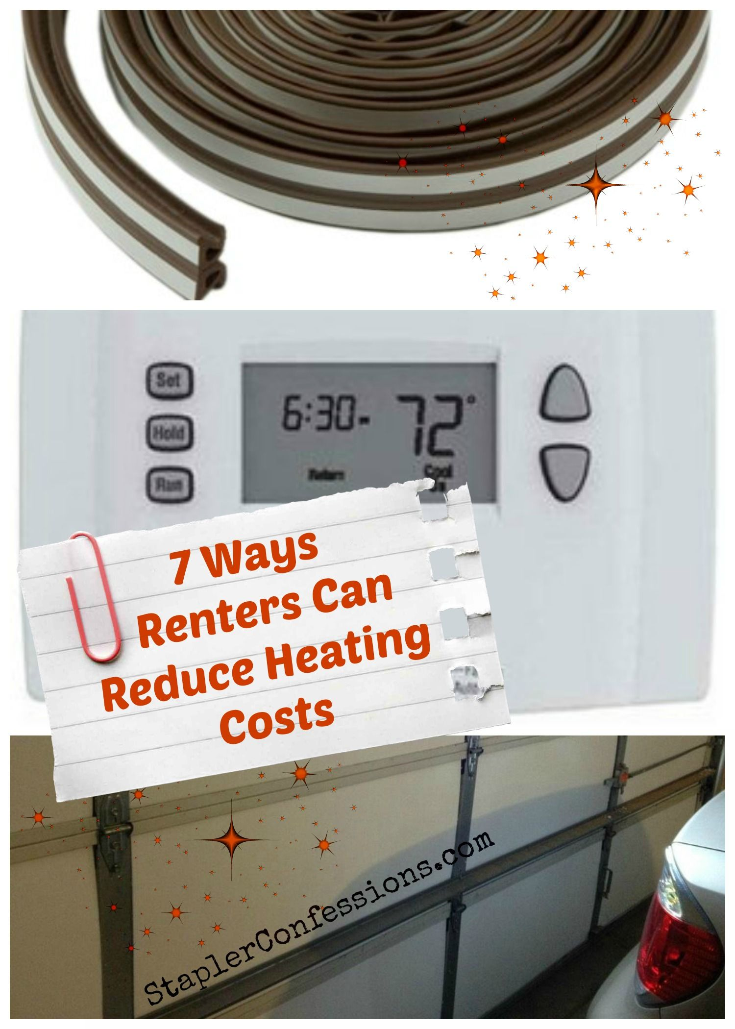 7 Ways Renters Can Reduce Heating Costs