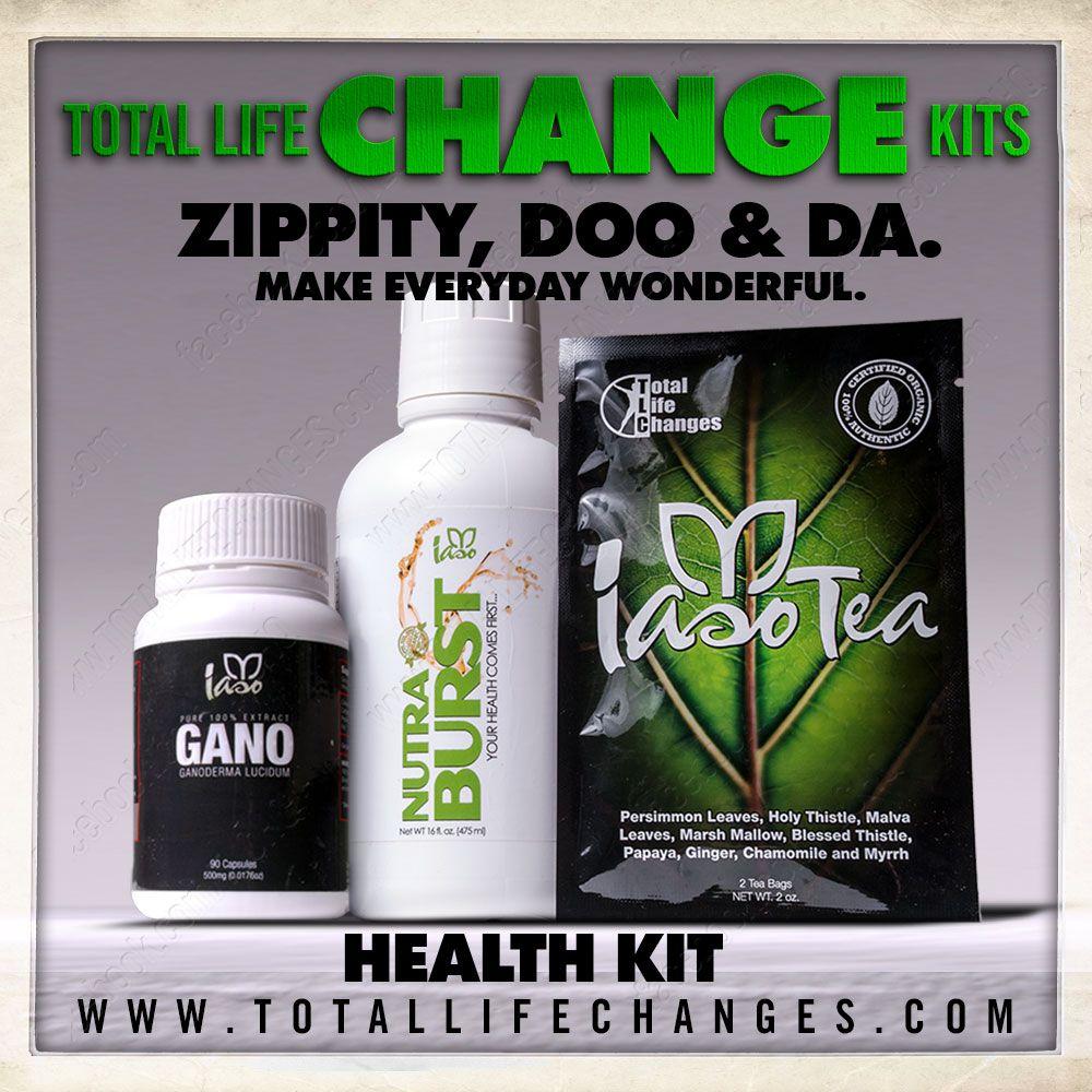 Our Health Kit #tlc #ganoderma #iasotea | Total life