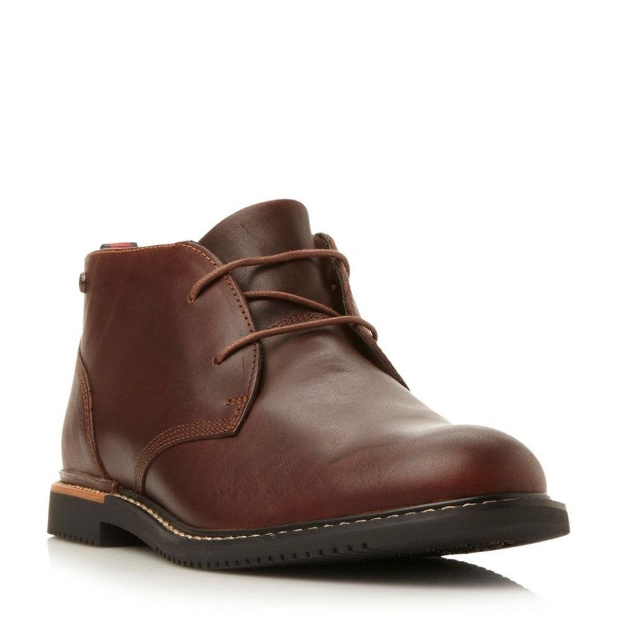 Men'S Brook Park Leather Chukka Shoes