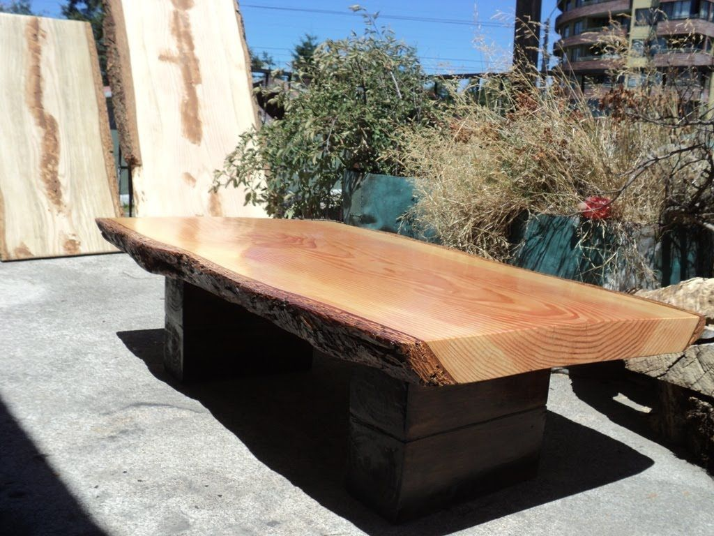 muebles rusticos madera nativa
