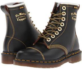 dr martens capper boots
