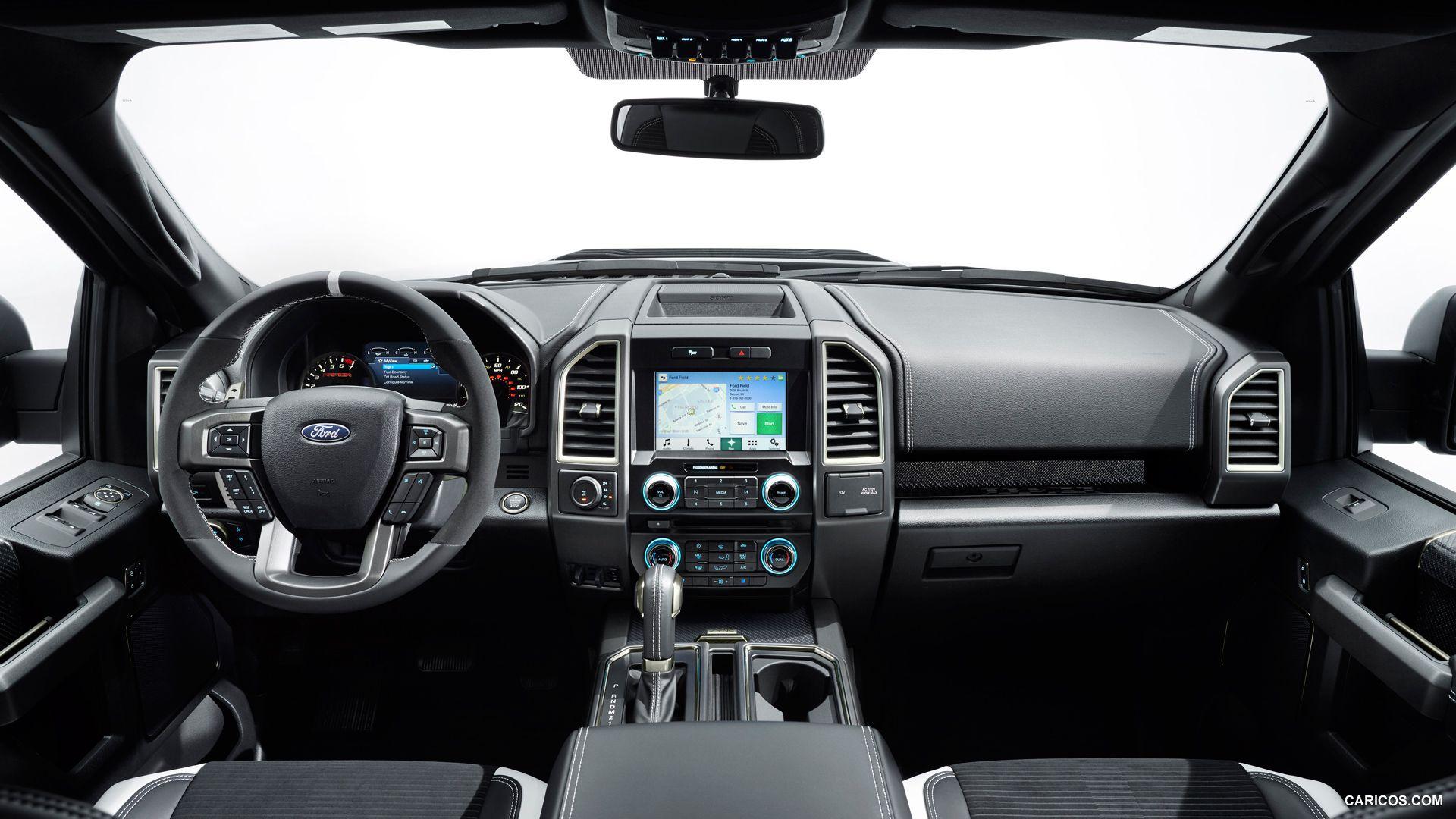 2017 Ford F 150 Raptor Ford Raptor Ford Ranger Interior Ford Ranger Raptor