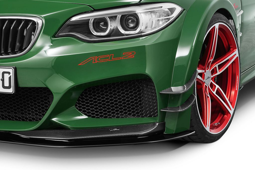 Ac Schnitzer Acl2 Bmw M4 Bmw And Cars
