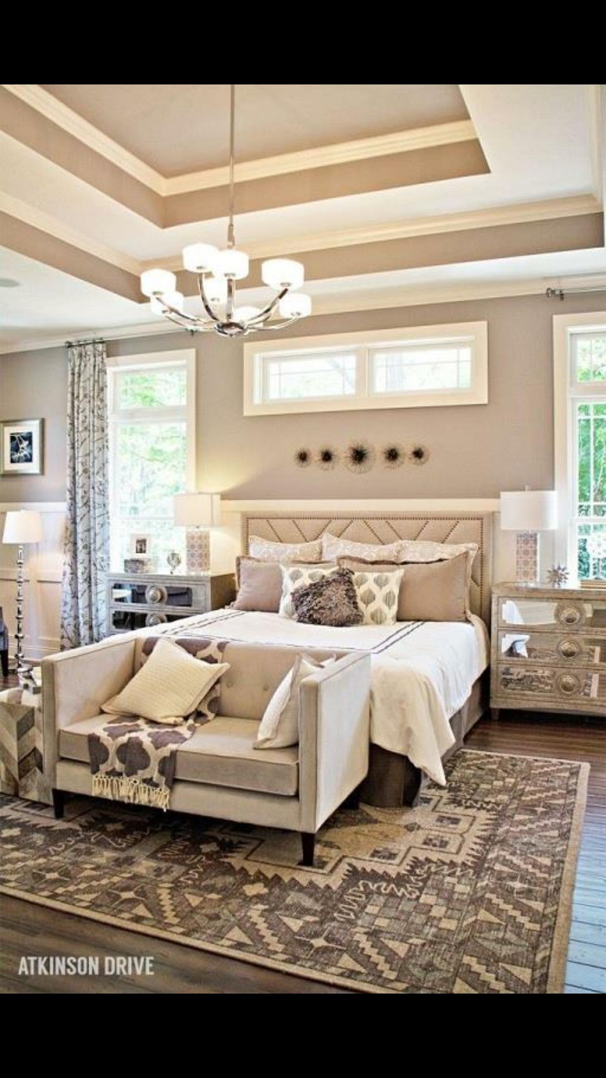 Master bedroom inspiration image by Cynthia Berkley