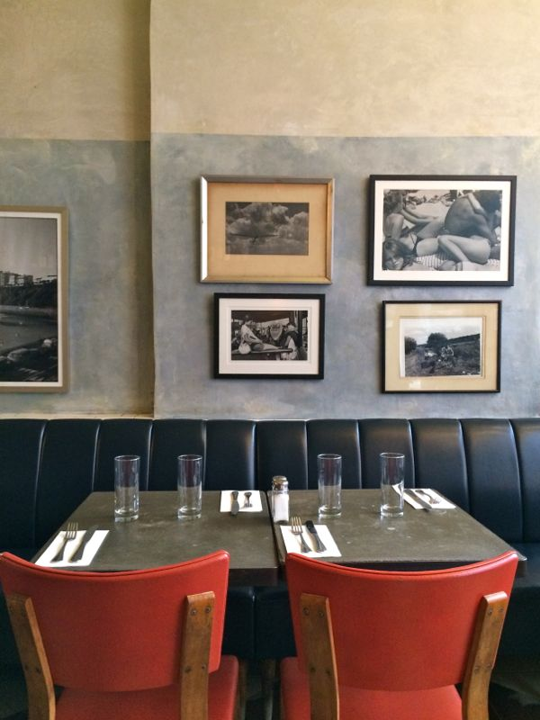 Cafe Colette - a favorite restaurant in Brooklyn