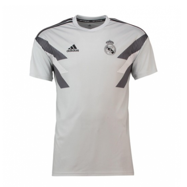 Real Madrid training Adidas Club de football 2018-2019 FÚTBOL SOCCER KIT  CALCIO SHIRT JERSEY 3334644b26309