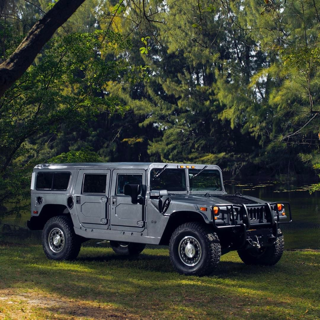 Epic Ride 2006 Hummer H1 Alpha Body Off Restoration To New