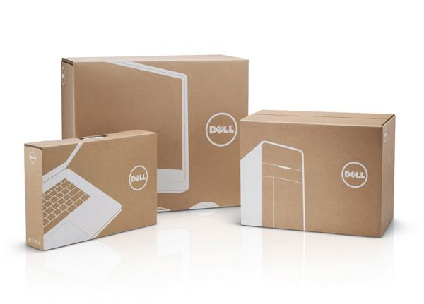 New Packaging For Dell Inspiron By Mucho Bpo Package