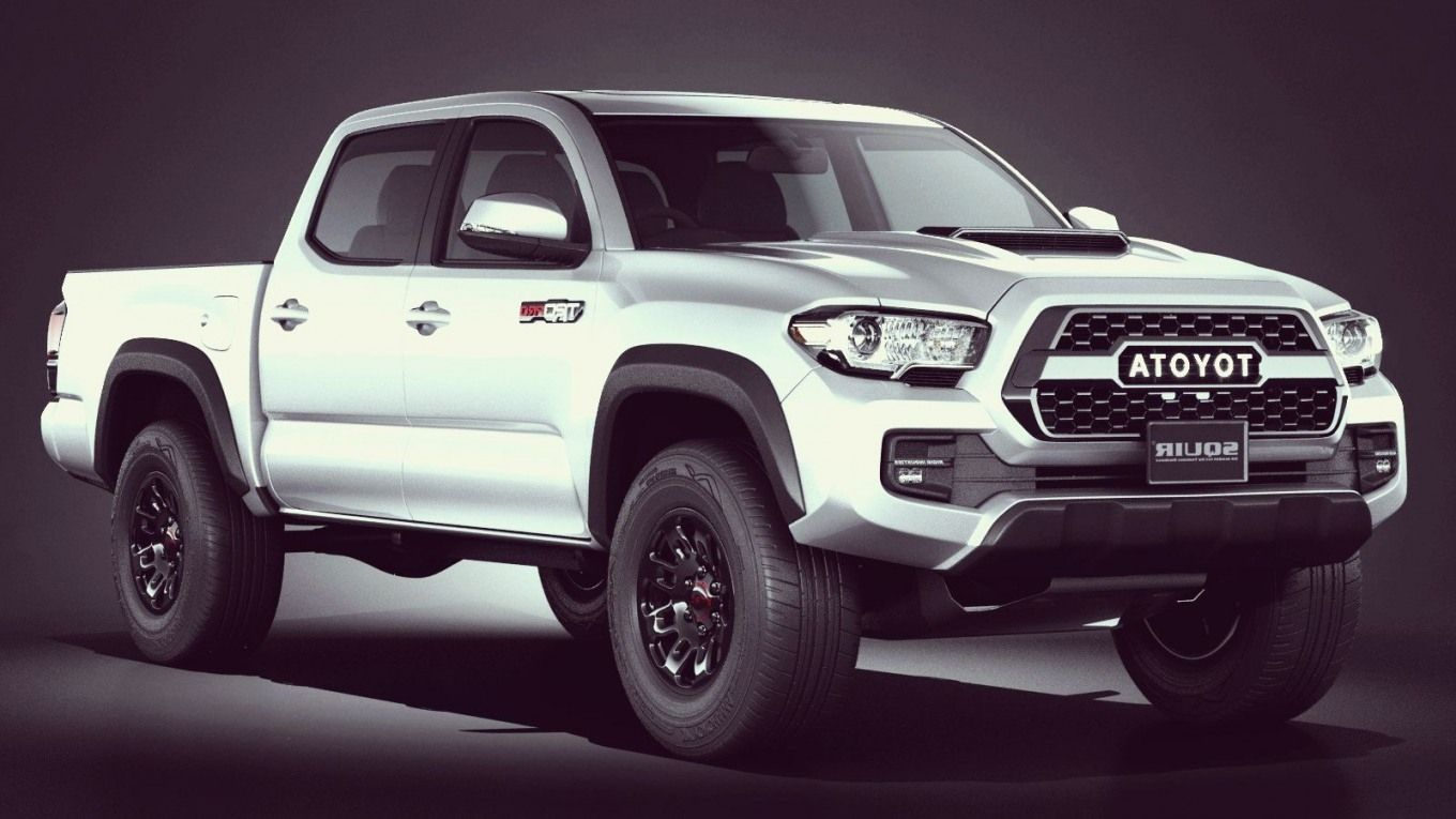 2018 Toyota Tacoma Colors Release Date Redesign Price The 1st Leader Of