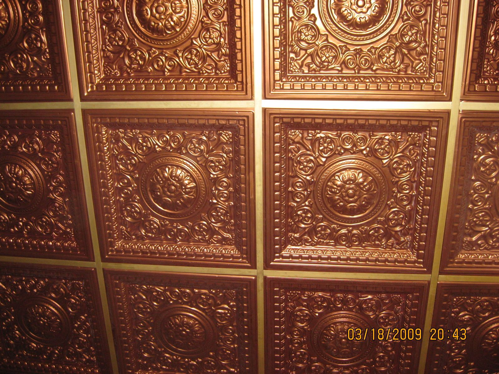 Pvc Tiles Grid Suspended Ceiling Tiles By Us Faux Tin Ceiling Faux Tin Ceiling Tiles Copper Ceiling Tiles