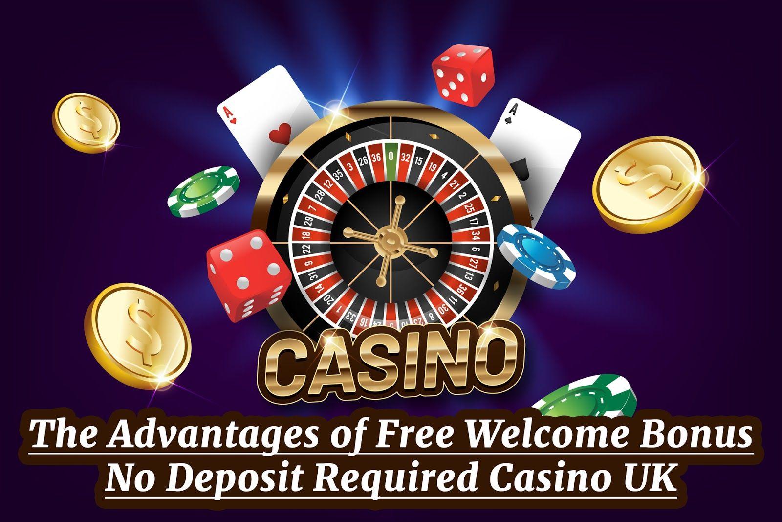 Casino Free Bonus No Deposit Required