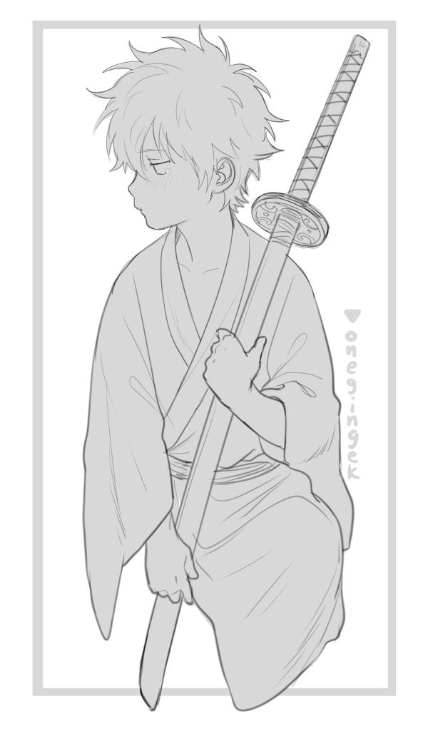 「銀魂03」/「onegingek」の漫画 [pixiv]