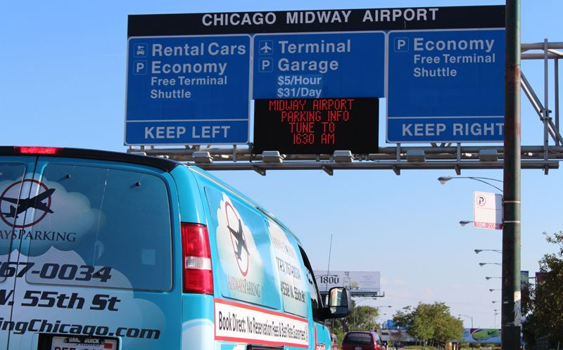 Midway Airport Parking >> Enjoy Great Customer Service And Discounted Parking With