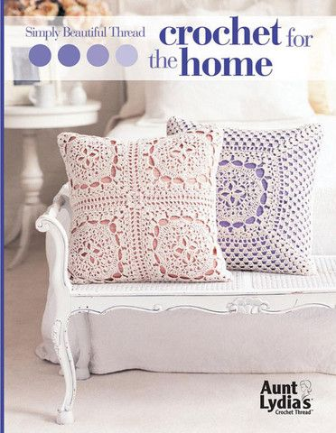 Picture of Simply Beautiful Thread Crochet For The Home