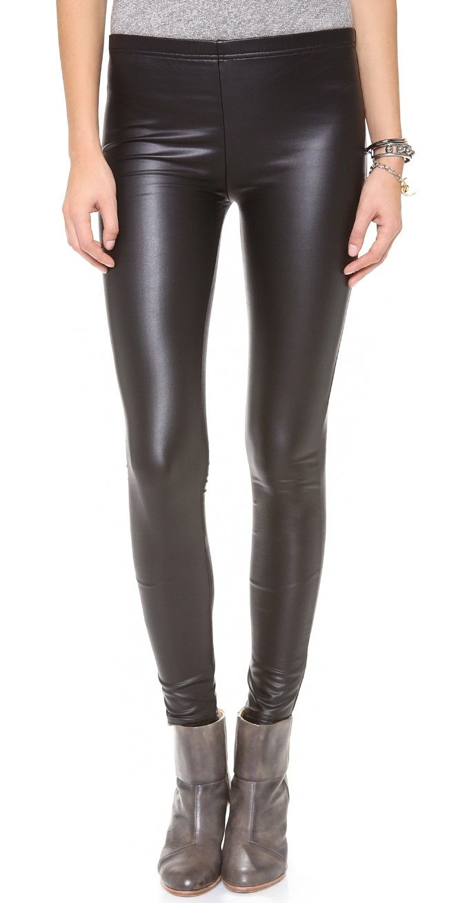 ab25e71ae00d8 Fleece Lined Liquid Leggings in 2019 | that be my steez | Spanx faux ...