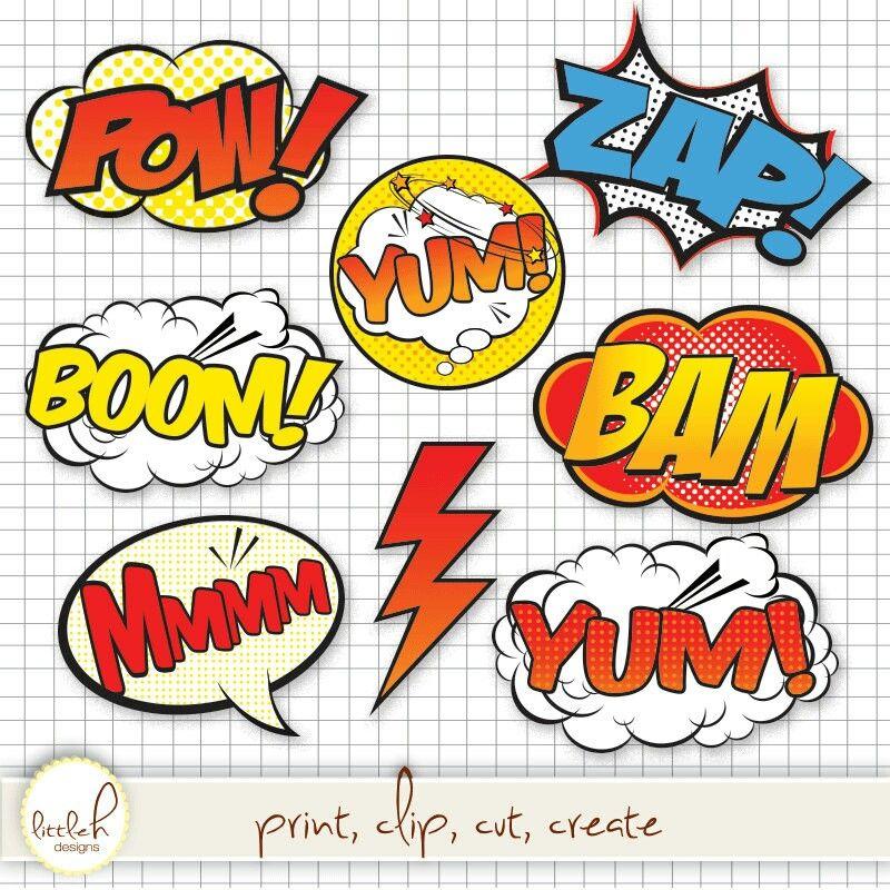 Comic Art Comic Book Paper Clip Art Comic Books