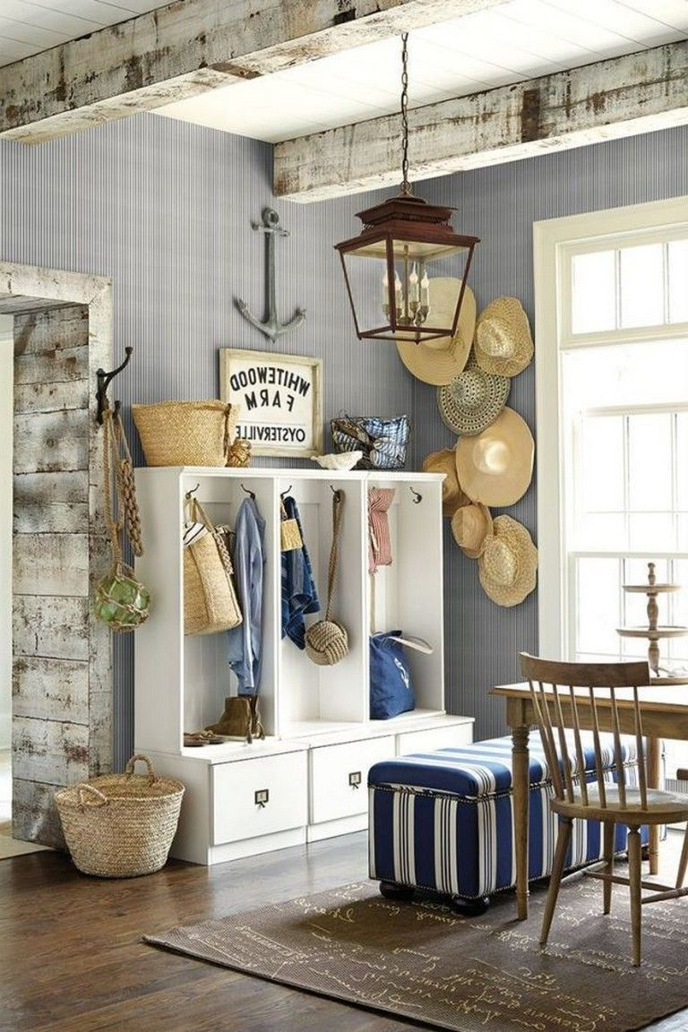 Beautiful Beach House Decoration Ideas On A Budget In 2020 With