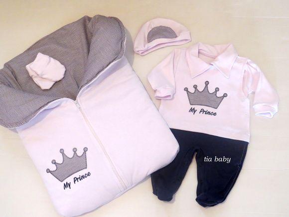 Saída De Maternidade Realeza Marinho