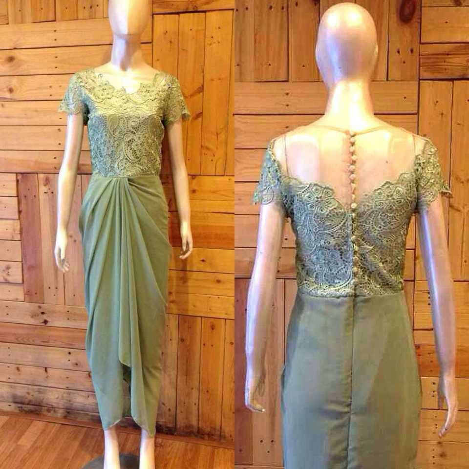 The 25 Best Kebaya Dress Ideas On Pinterest Kebaya