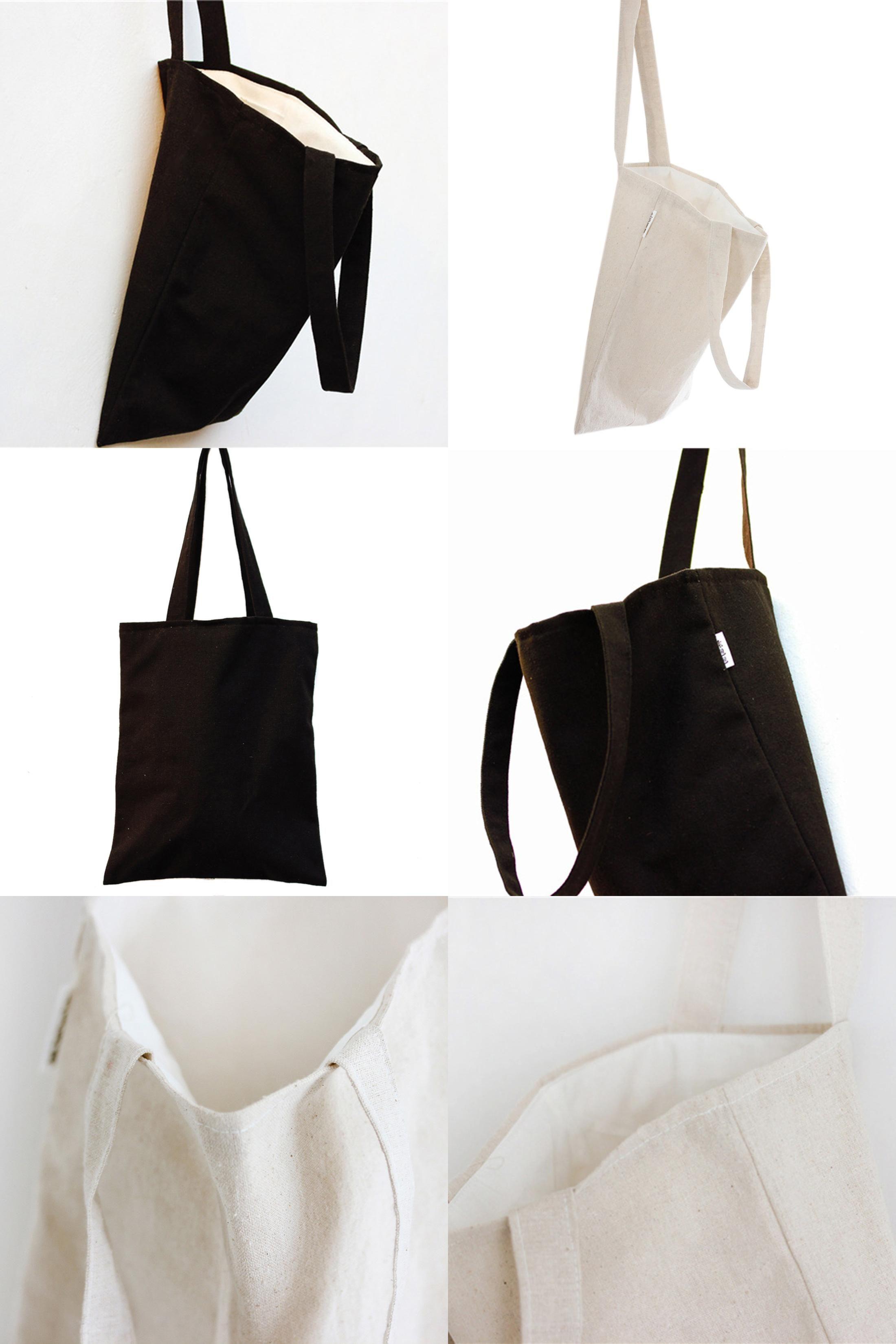 Visit to Buy  Simple Design Cotton Bag Women s ECO Cotton Shopping Tote  Bags Reusable 7106f84d86