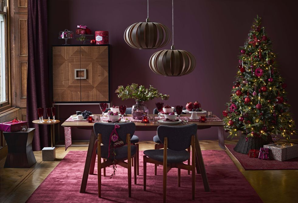 Top picks from the John Lewis Christmas collection Christmas Decor - decorative christmas trees