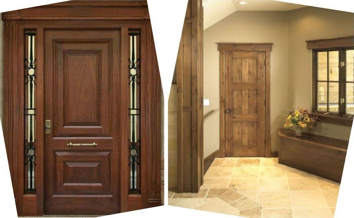 Solid Wood Exterior Doors  Bedroom Doors For Sale  Interior